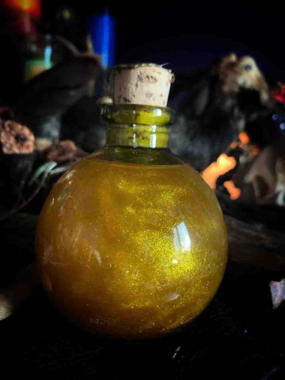 Kupala Ritual Water