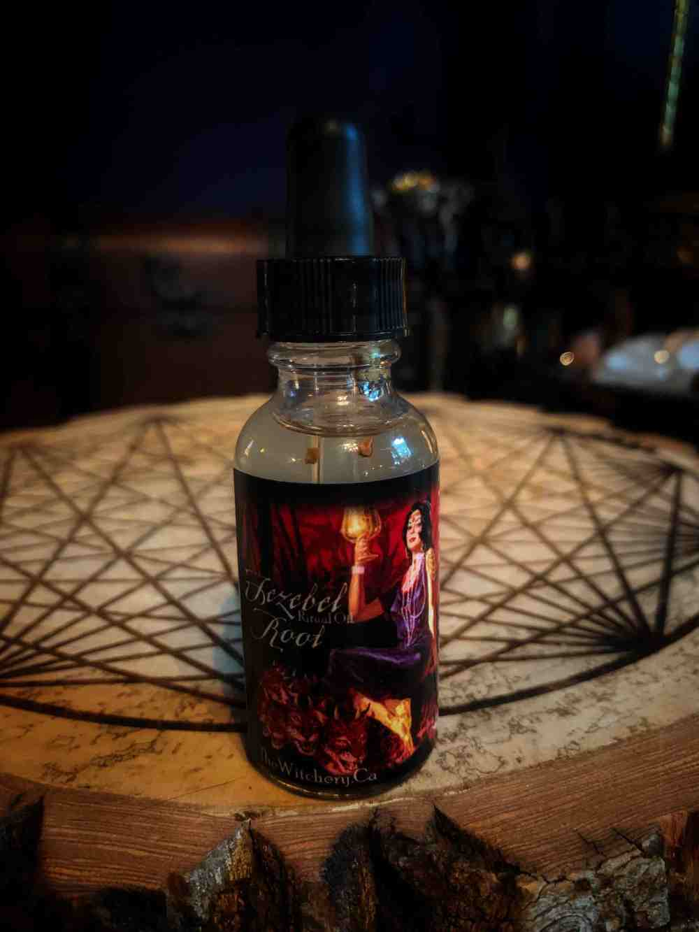 Jezebel Root Ritual Oil