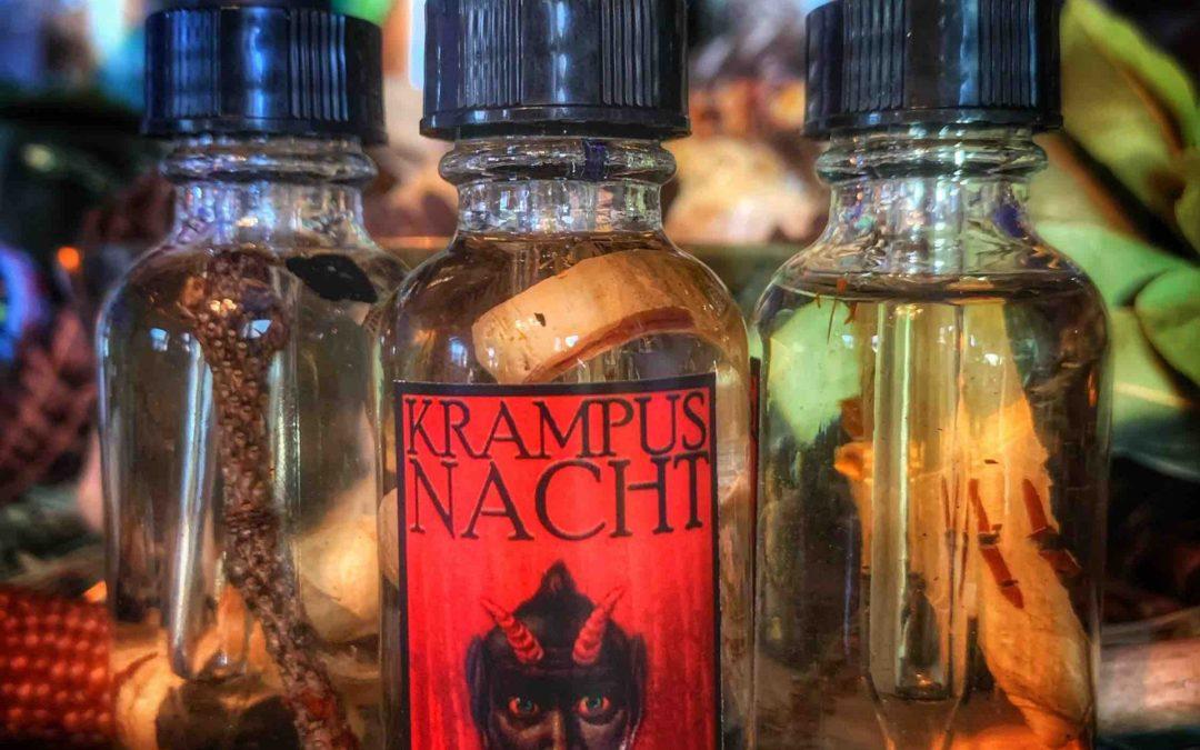 Krampusnacht Oil