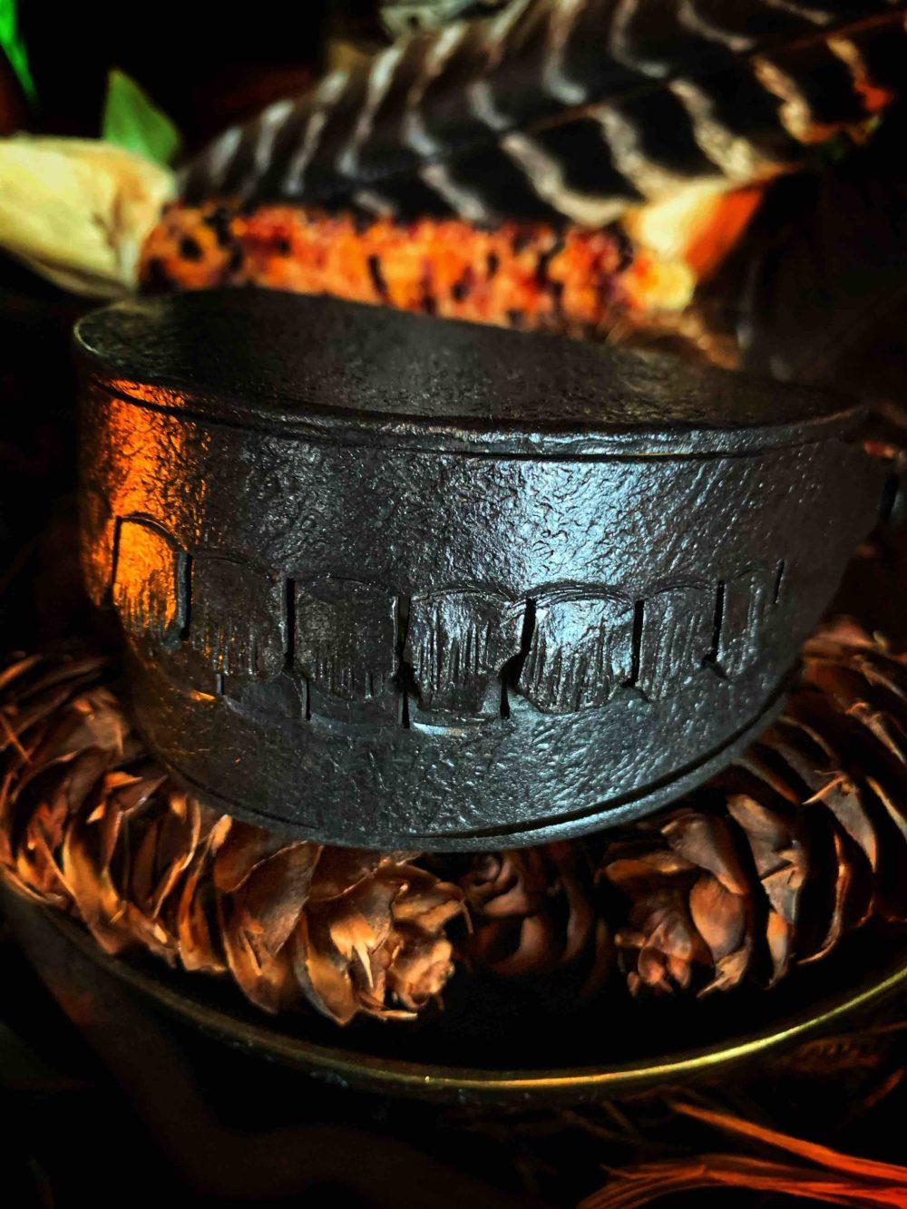 Baba Yaga's Iron Teeth Ritual Box
