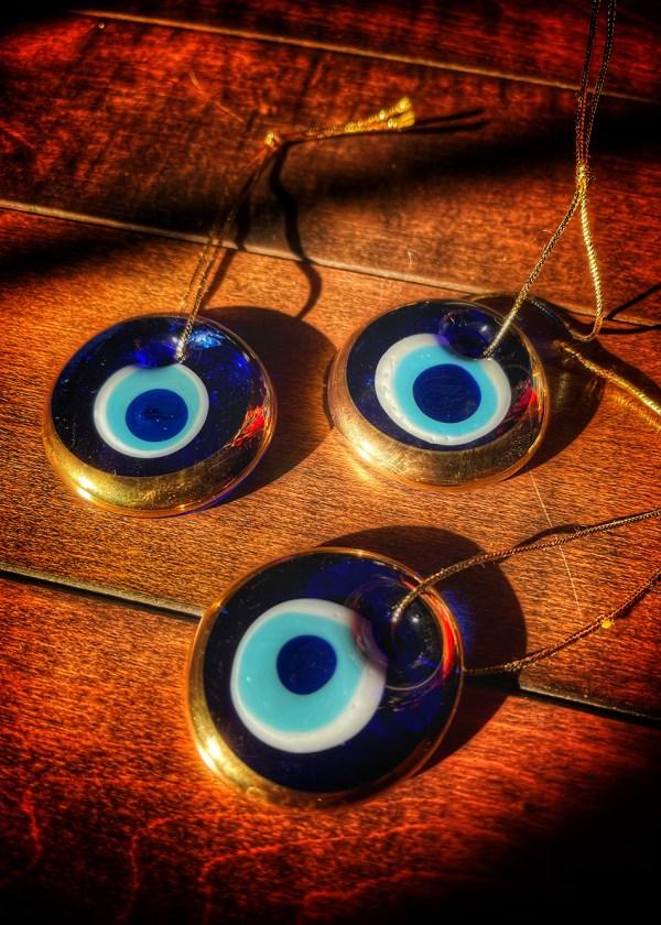 Evil Eye Nazar Amulet