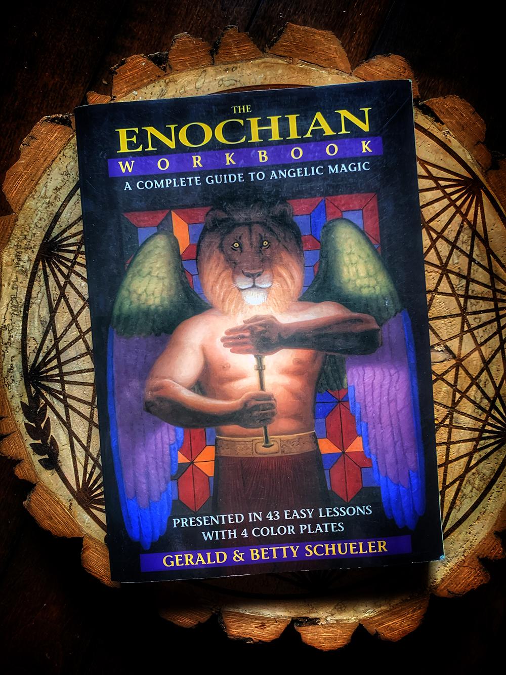 The Enochian Workbook