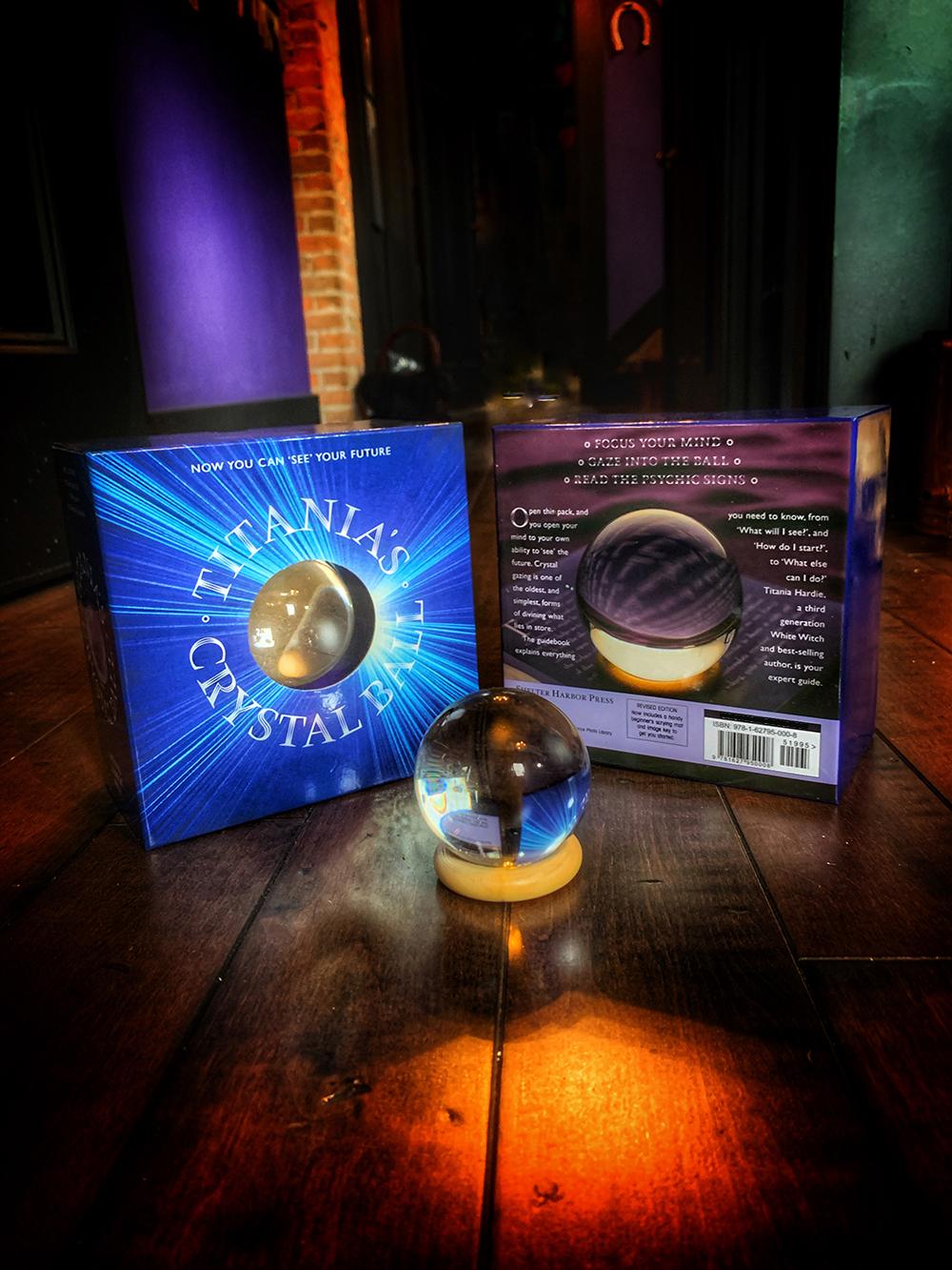 Titania's Crystal Ball