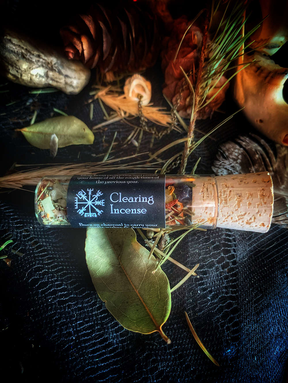 Clearing Incense