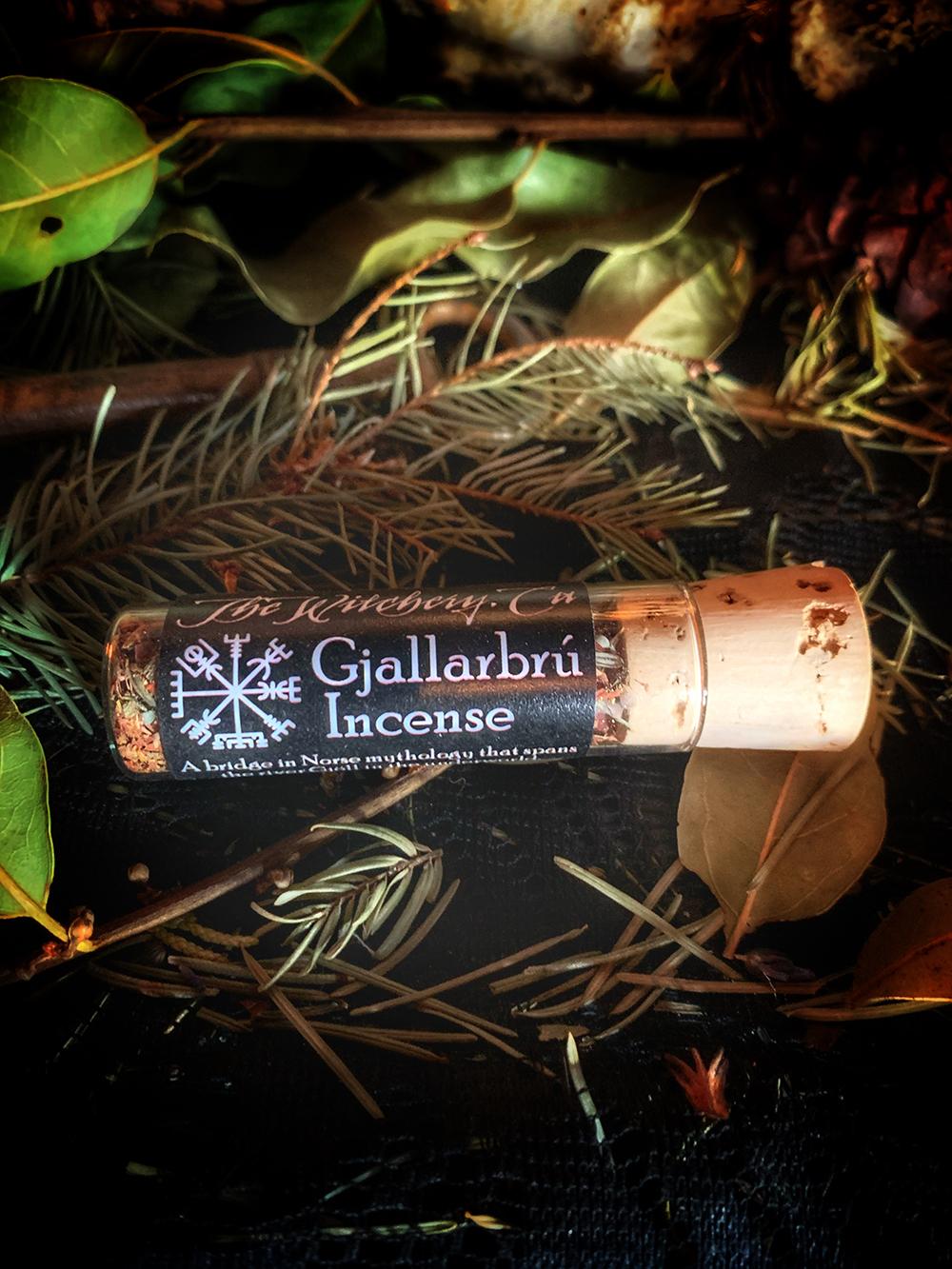Gjallarbru Norse Incense