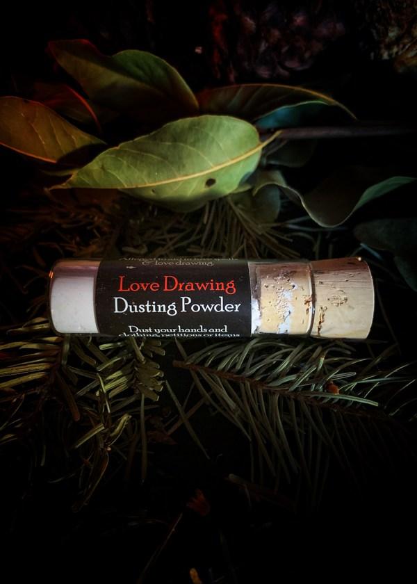 Love Drawing Dusting Powder