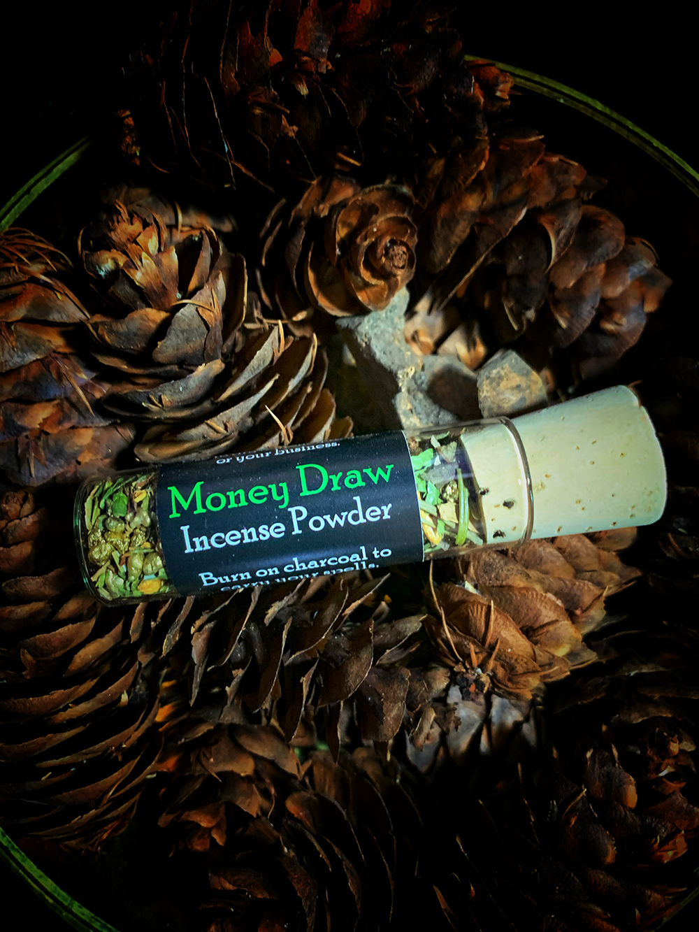 Money Draw Incense