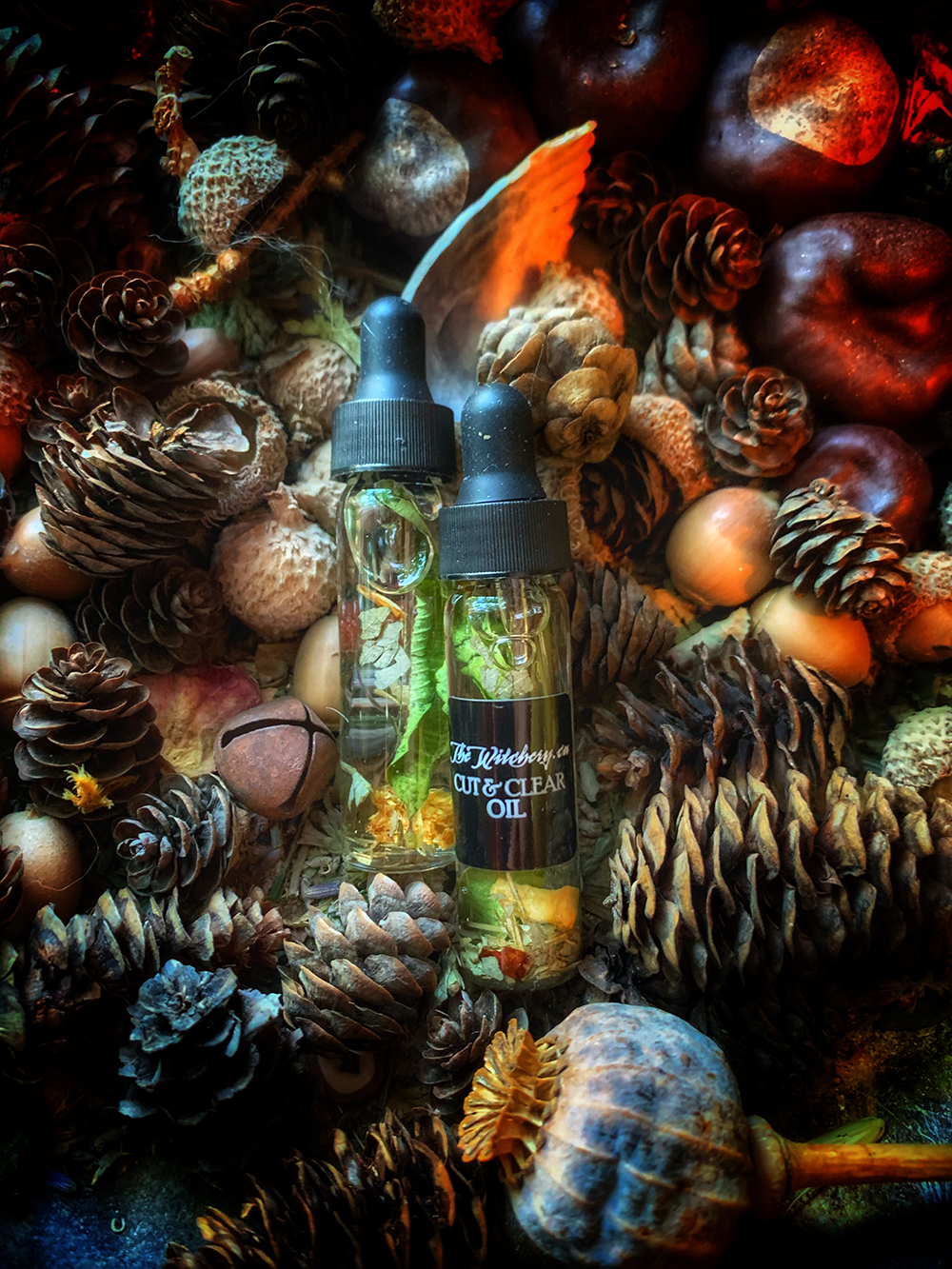 Cut & Clear Ritual Oil