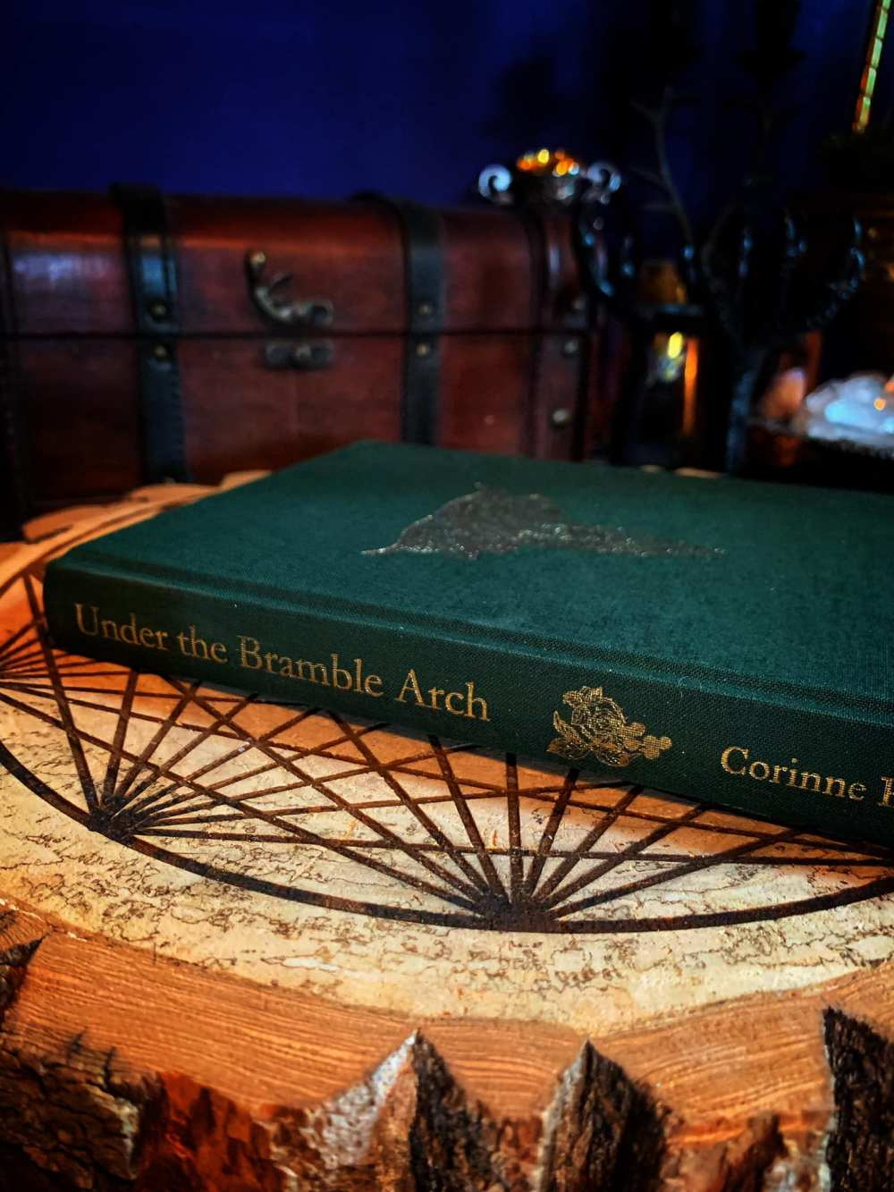Under the Bramble Arch ~ A Folk Grimoire of Wayside Plant Lore and Practicum