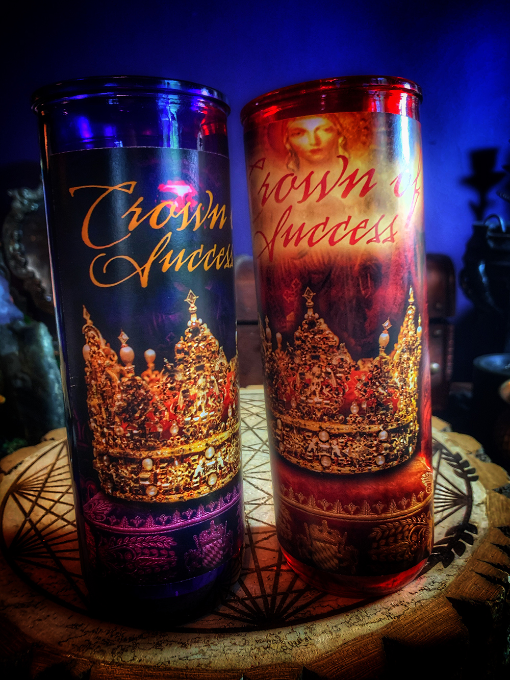 Crown Of Success Loaded Vigil