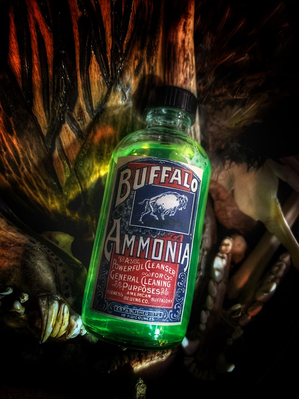 Buffalo Ammonia