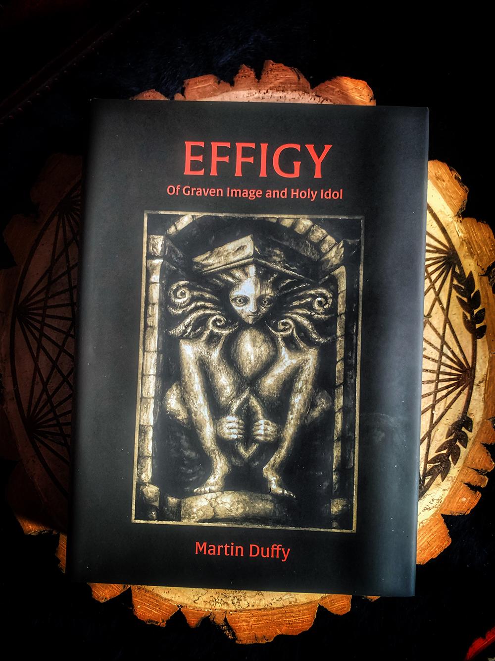 Effigy Graven Image and Holy Idol