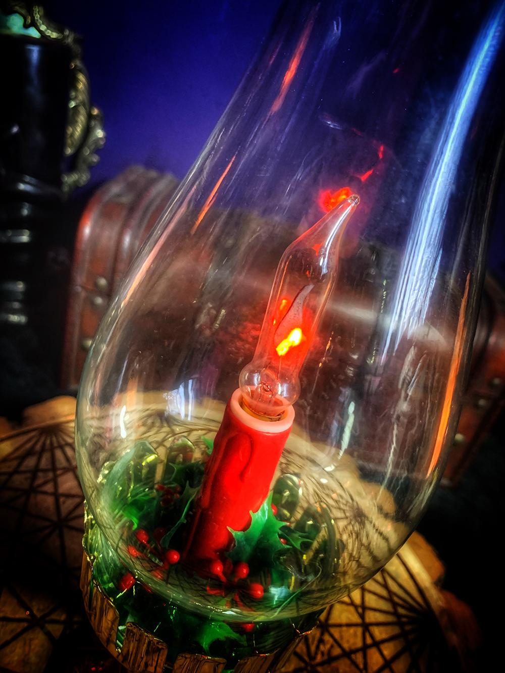 Sparkle the Christmas Light Vintage