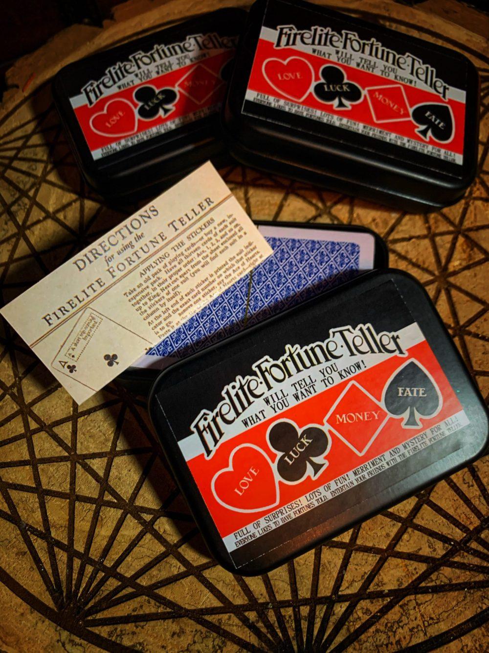 Firelite Fortune Teller kit