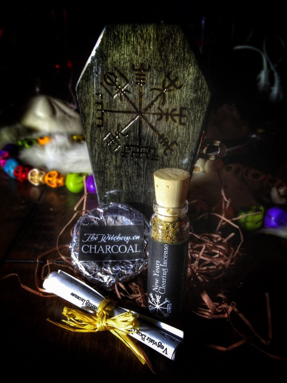 Vegvisir New Years Cleansing Chest