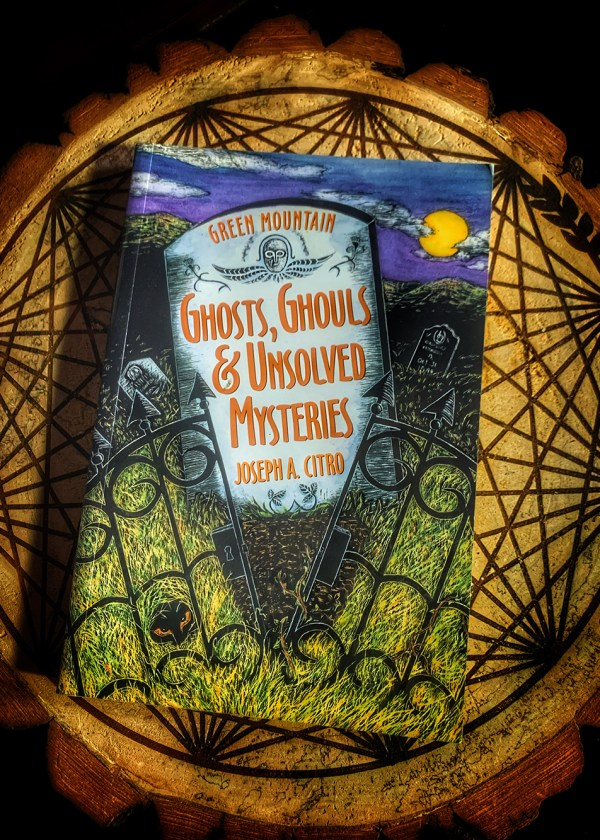 Ghosts, Ghouls & Unsolved Mysteries