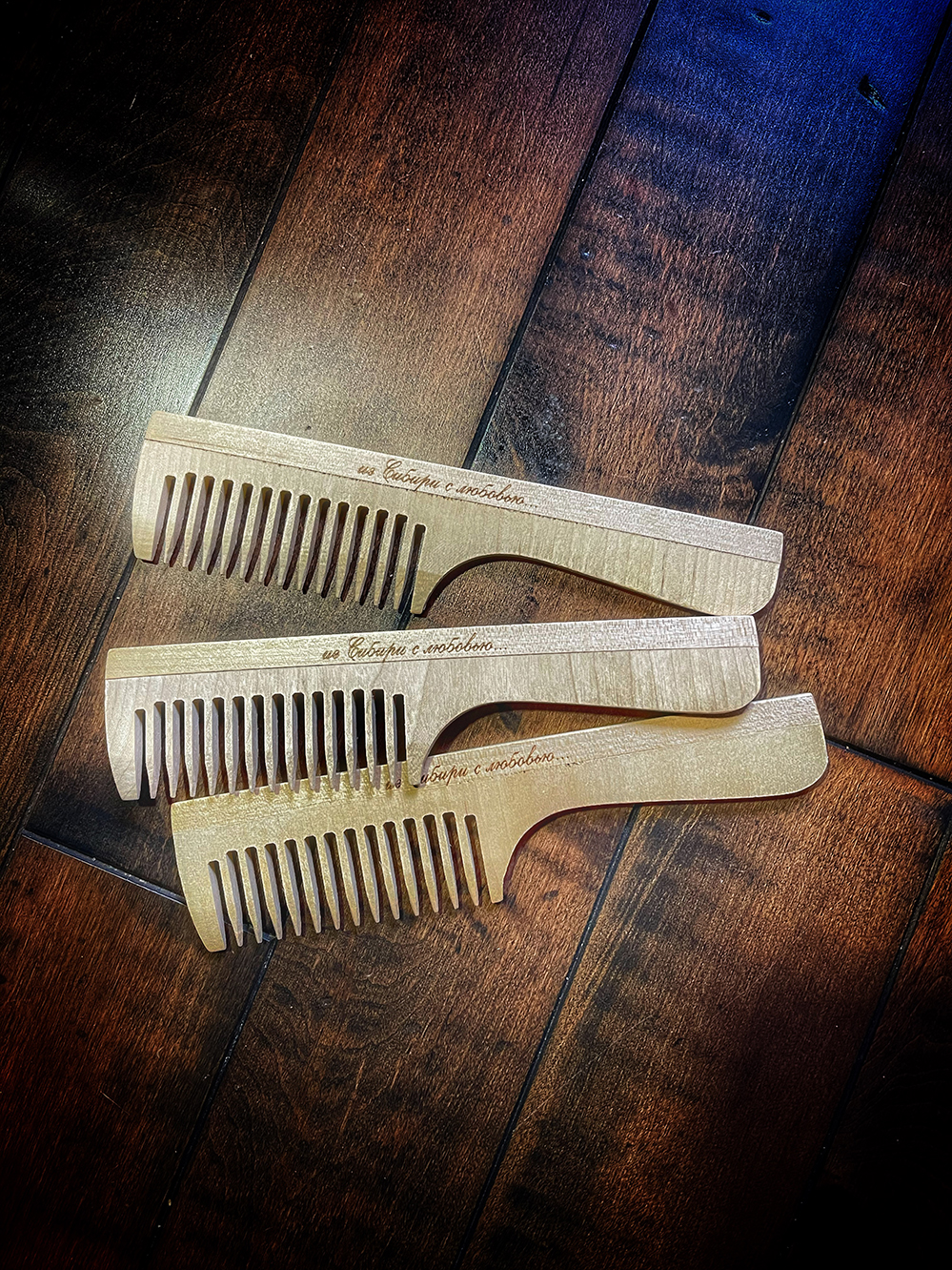 Birch Ritual Wood Comb
