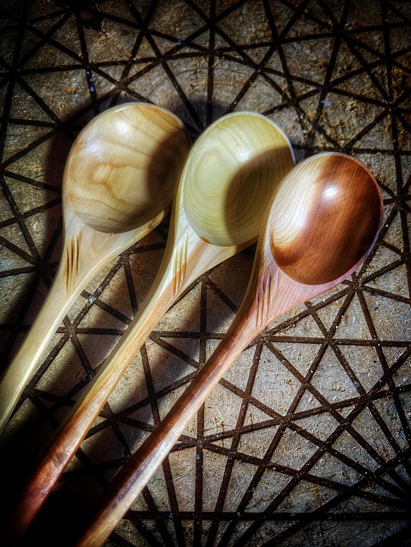 Ritual Wood Spoon Juniper