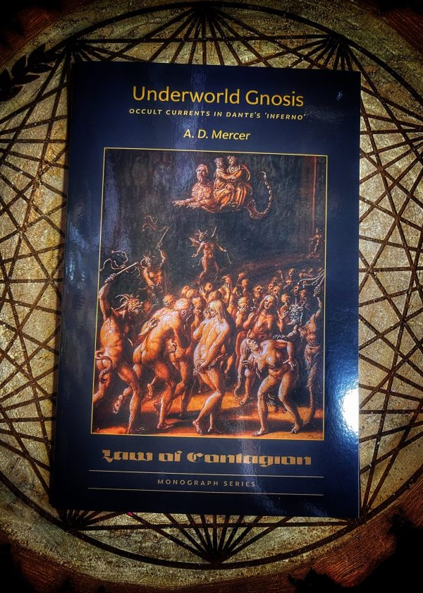 Underworld Gnosis Three Hands Press
