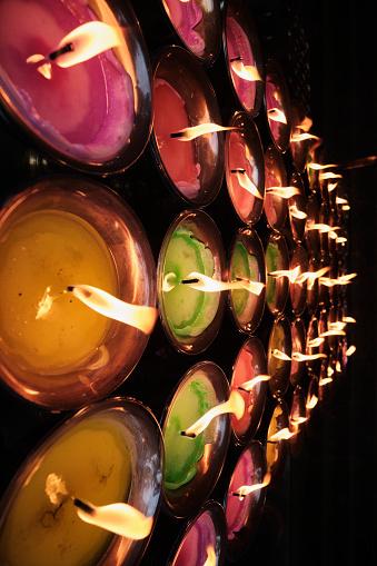 Offerings Incense Sticks
