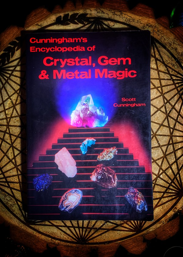 Crystal, Gem & Metal Magic