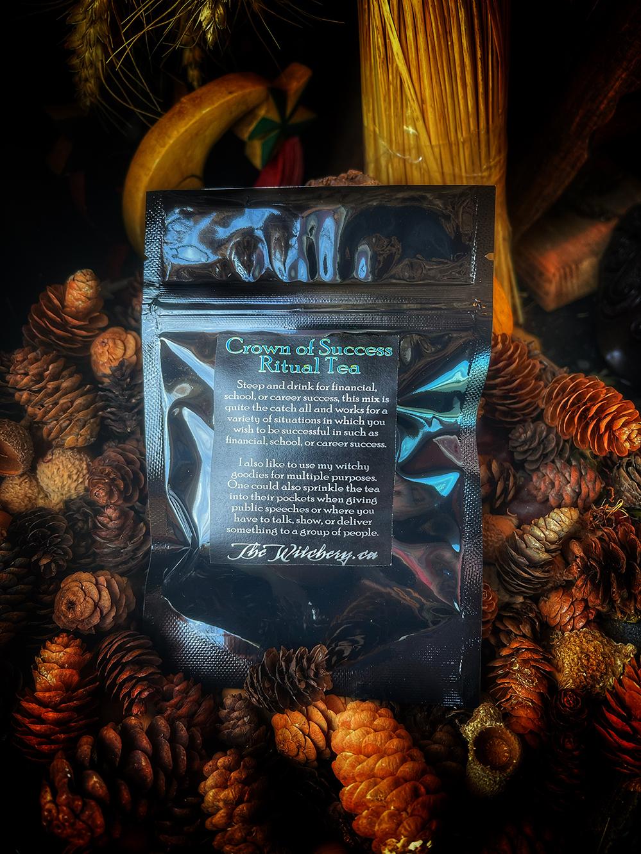 Crown Of Success Ritual Tea