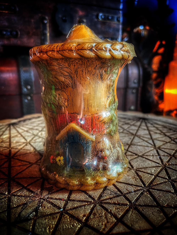 Hansel & Gretel Candle Vintage