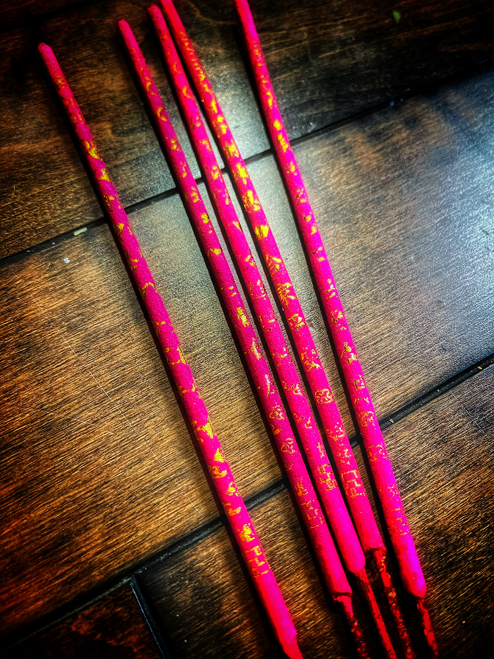 Joss Golden Pink Incense Sticks