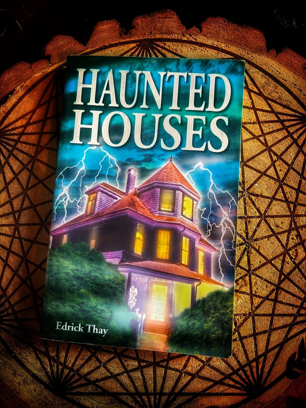 Haunted Houses Book