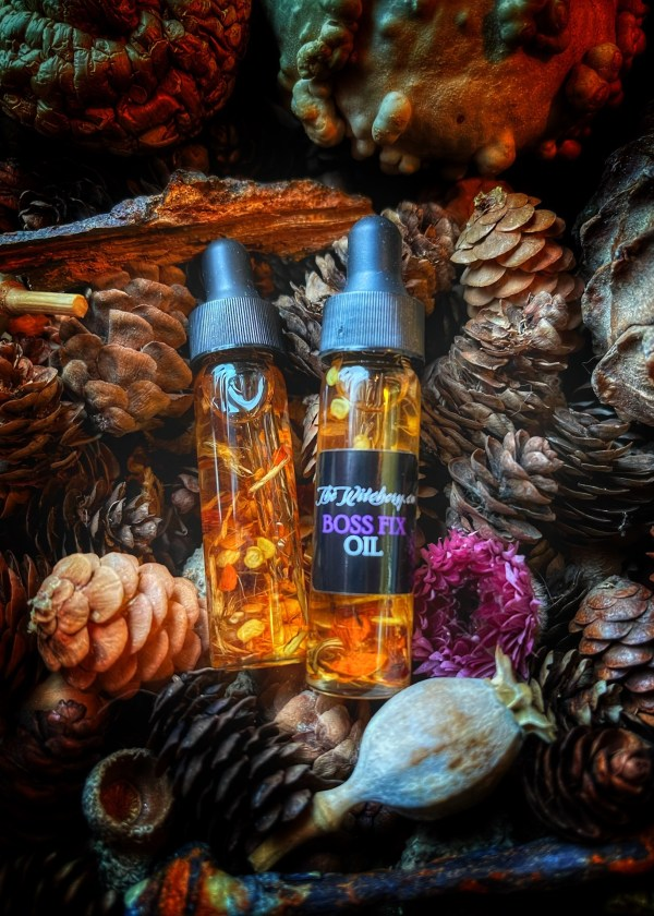 Boss Fix Ritual Oil