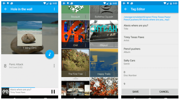 rocket music player android
