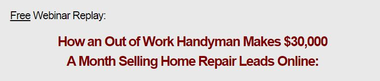 Effortless Handyman Consulting Formula Review - The Wolf Of Online ...