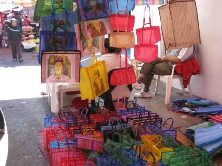 Fun Frida Kahlo Bags
