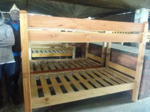 Beds supplied to Malawi Orphanage