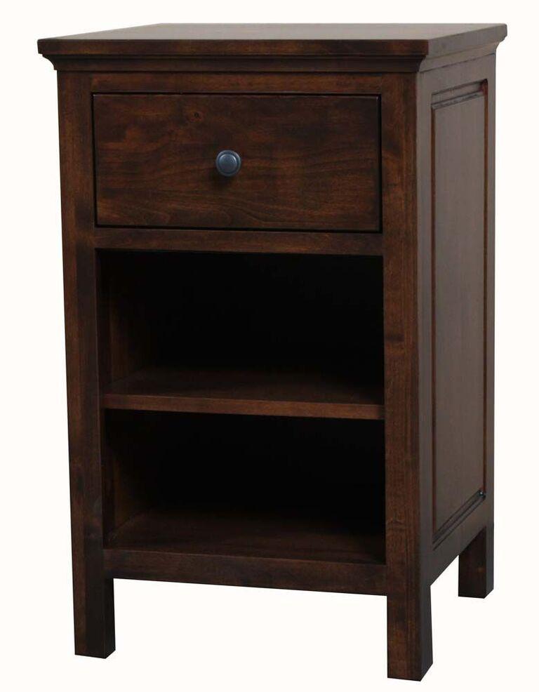 Unfinished Wood Nightstand Ideas Style Bedroom Minimalist