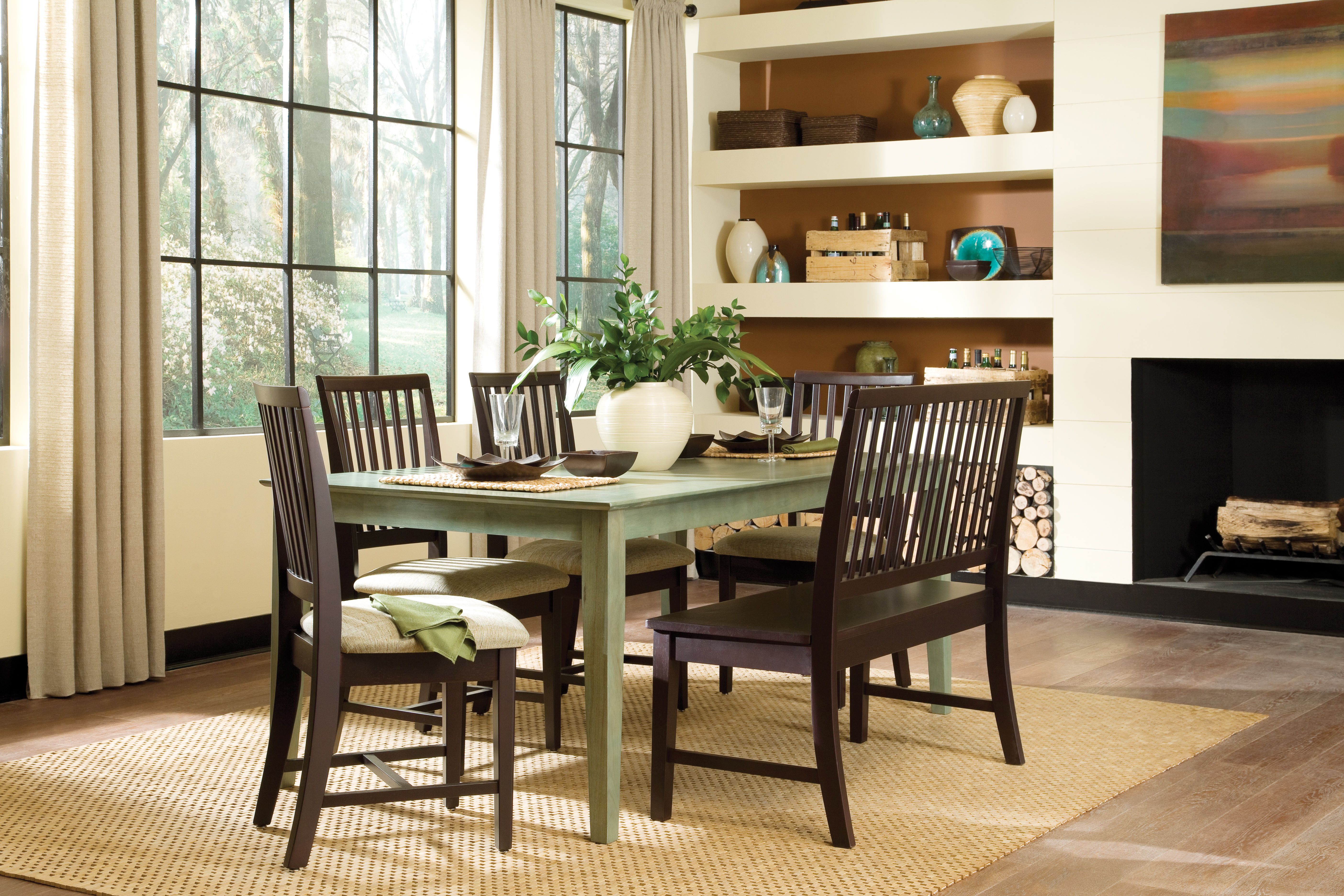 table and chair sale kitchen and dining room furniture whitewood espresso and moss green dining set