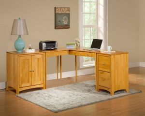Archbold Alder Return Corner L-shape Desk