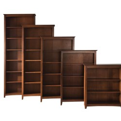 Whittier Bookcases