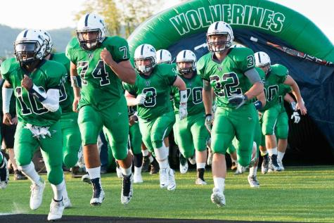 Woodgrove Sends Three to All-State Football