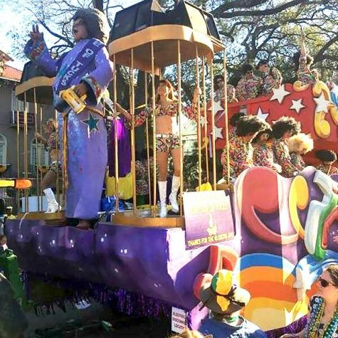 Mardi Gras, A Party to Remember