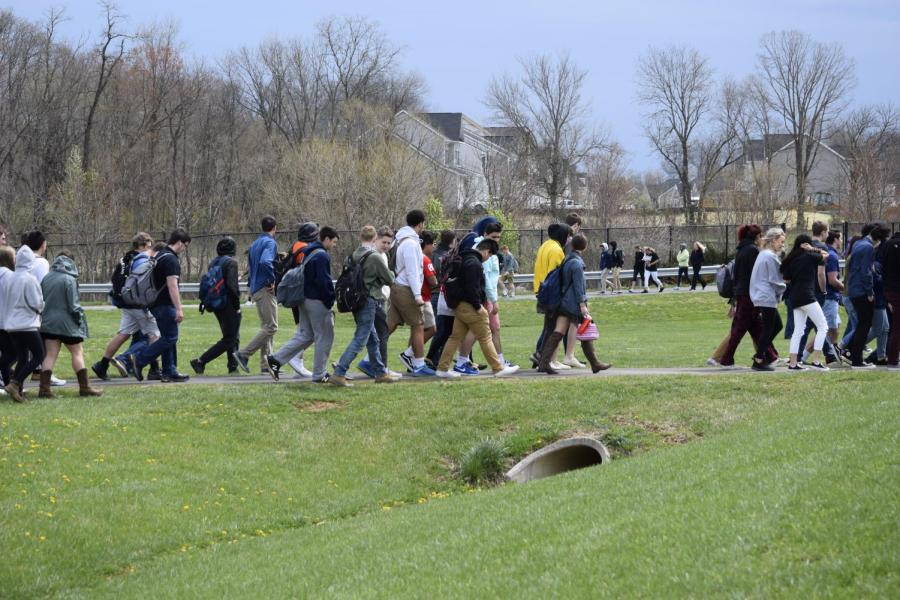 We're All Human Hosts Its Third Annual Walk At Woodgrove High School