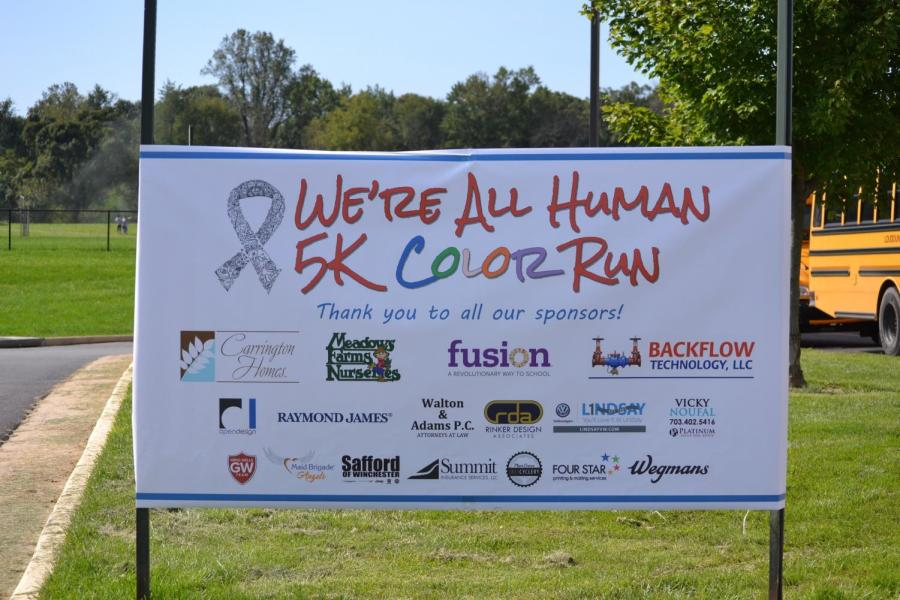 The+banner+for+the+2018+5k+Color+Run.