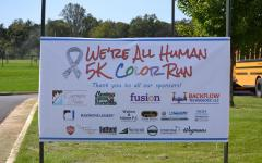 We're All Human Hosts its Third Annual Color Run at Woodgrove High School