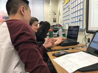 Chromebooks Continue to Enrich, Improve Woodgrove
