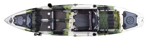 Jackson Kayak MayFly 2020 Forest Camo