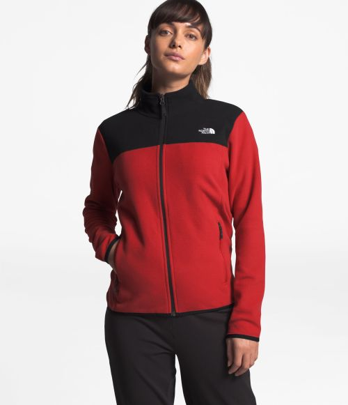 W TKA Glacier Full Zip Jacket