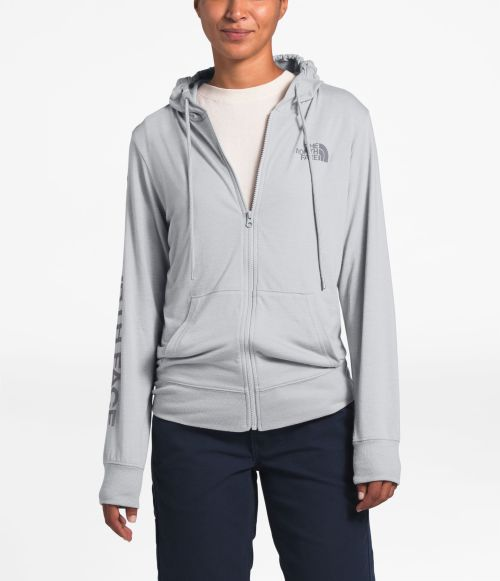 W Lightweigh Tri-Blend Full Zip Hoodie