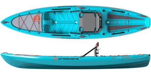 Crescent Kayaks LiteTackle Aqua