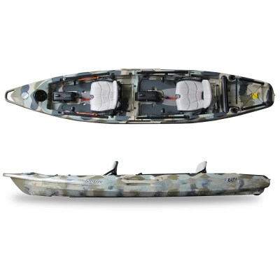 Feelfree Kayaks Lure II Tandem V2 Desert Camo
