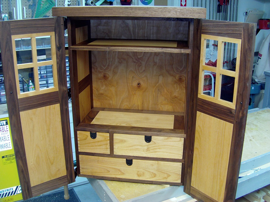 Nick S Liquor Cabinet The Wood Whisperer
